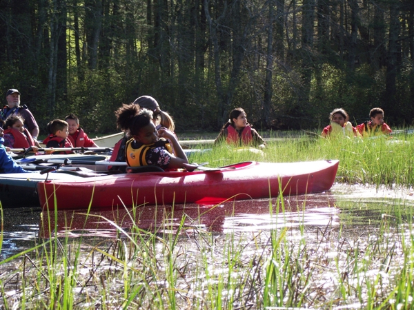 WPWA campus Wood River paddle